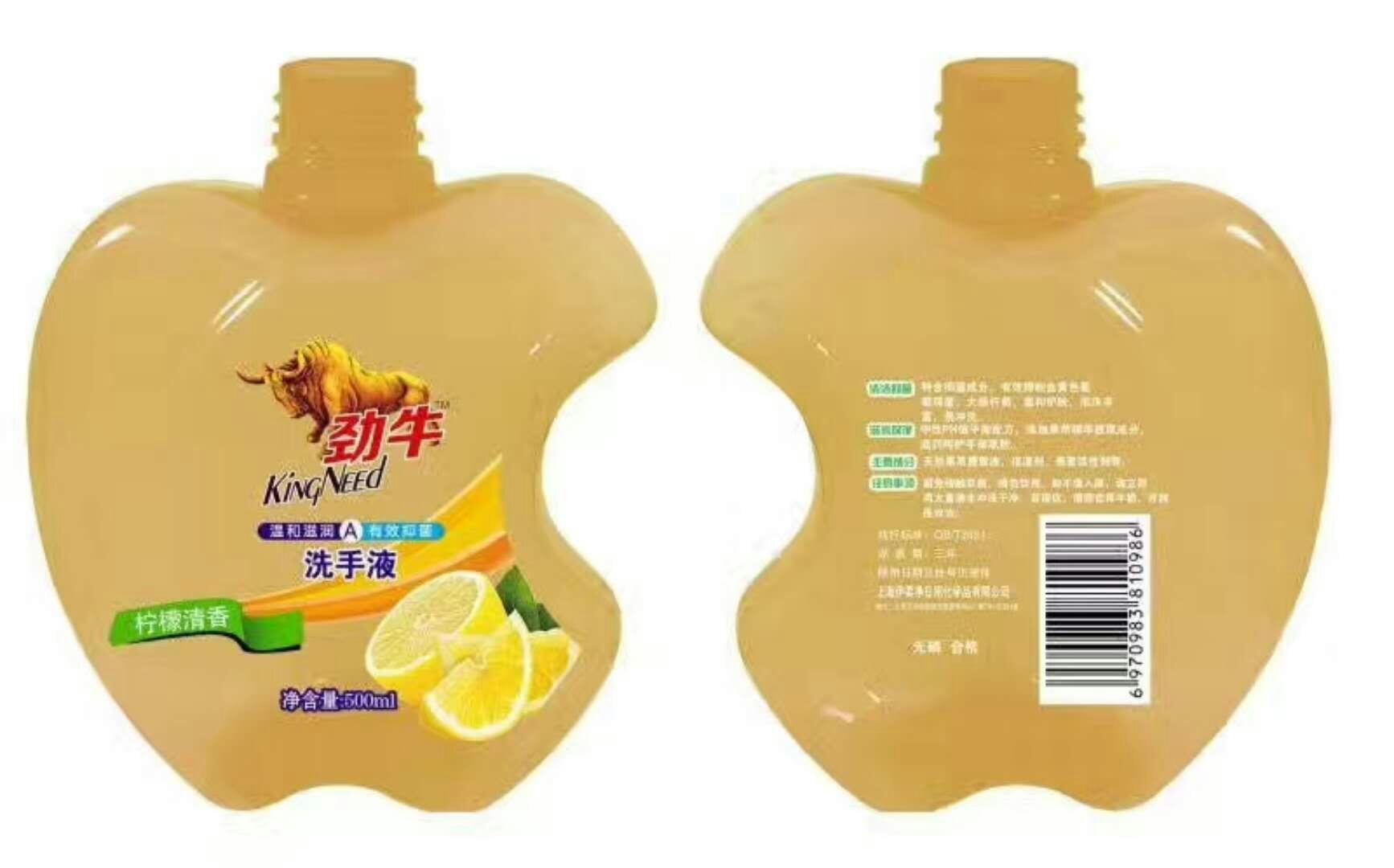 劲牛洗手液500g《三瓶》