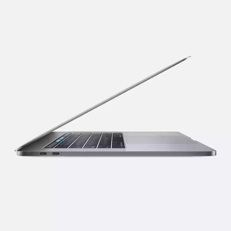 Apple/苹果 15 英寸 MacBook Pro Multi-Touch Bar 和 Touch ID 2.9GHz 处理器 512GB 存储容量