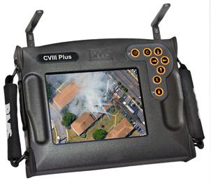 微波COFDM便携数字视频接收器/监视器