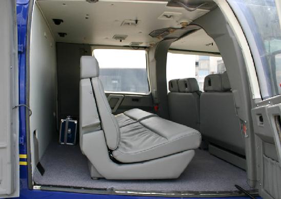 直升机座舱加温和空调系统