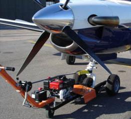 通航固定翼飞机拖车
