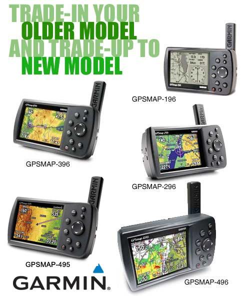 GARMIN GPS 196 296 396 495 496