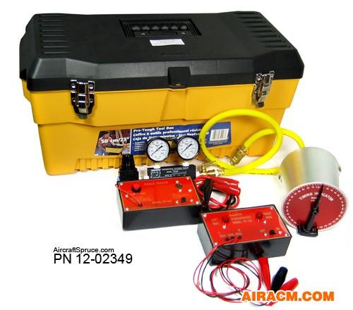 工具 - 测试设备 - 发动机测试工具包