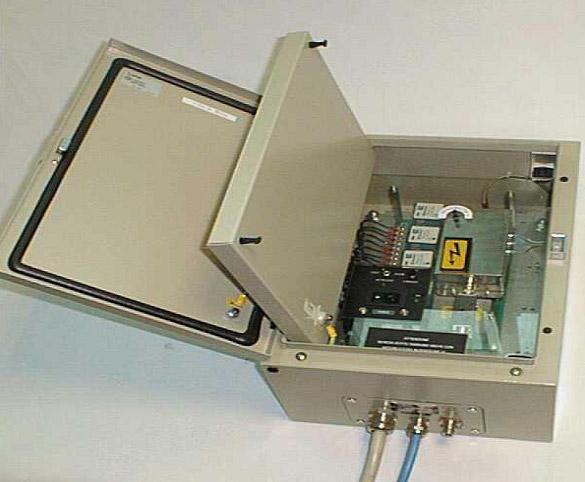 VHF无线电自动控制系统(含天线)