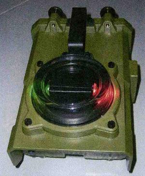 嵌入式耐高压冲击边灯及中心线灯