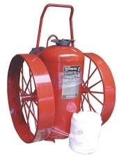 移动式灭火设备