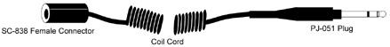 H3000 系列耳机延长线 C31-26
