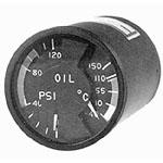 滑油温度/压力表