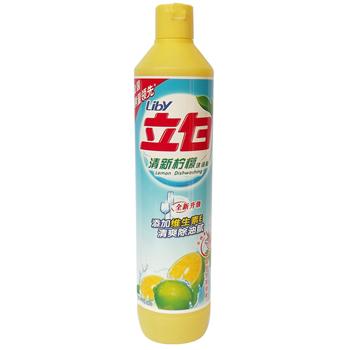 立白 清新柠檬洗洁精 500g