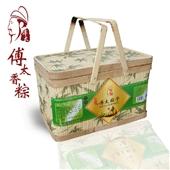 【萍乡特产】傅太香粽正品 傅太龙韵礼品粽 端午节礼品盒 【赠:豆粉、香包、咸鸭蛋