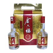 金六福50度福星双瓶礼盒