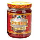 怡生园蒜蓉辣椒酱230g