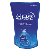 蓝月亮白兰手洗袋装衣液500g