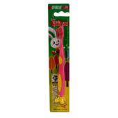 黑人宝贝兔儿童软毛牙刷