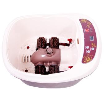 磁动力安全自动按摩深桶足浴盆