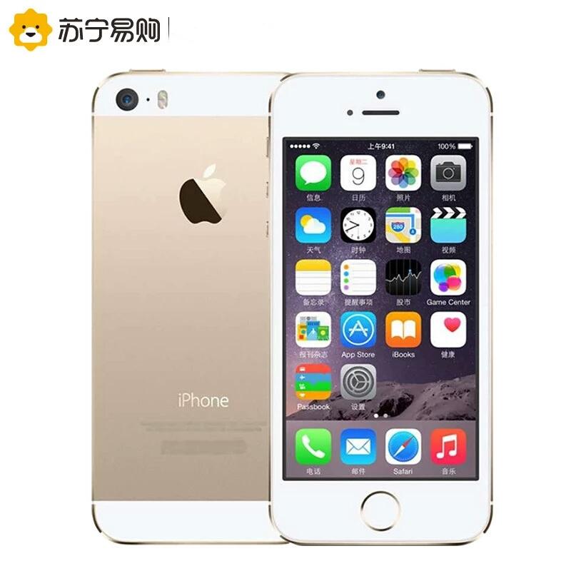 【1299疯抢!】Apple/苹果 iPhone5s 移动联通双4G手机 原封国行