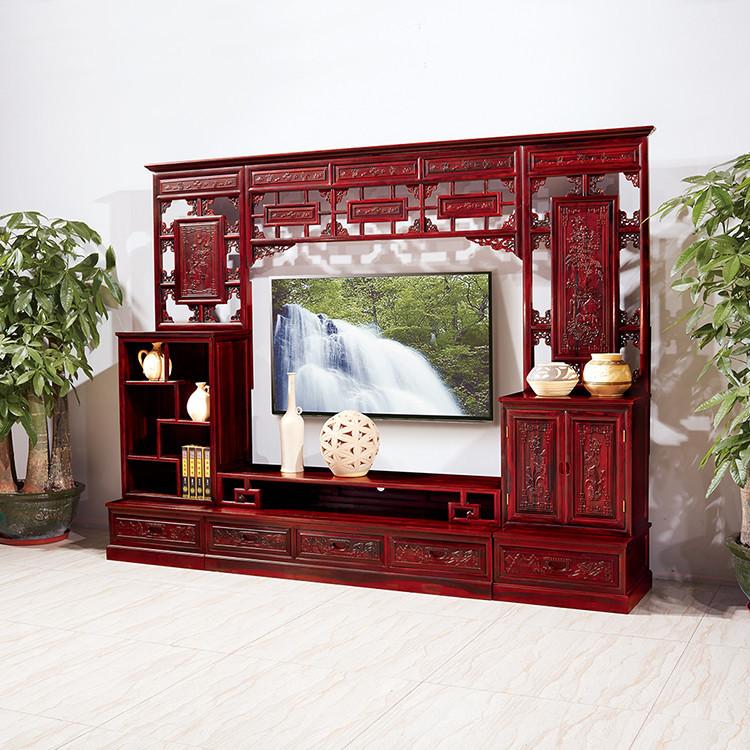 厂家直销红木家具 客厅系列 电视柜