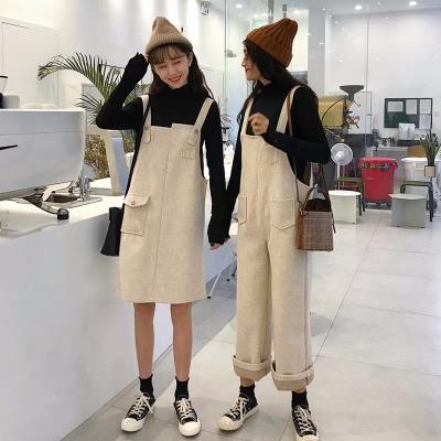 法式复古背带很仙宫廷超仙维多利亚法国小众田园山本风长裙子秋冬